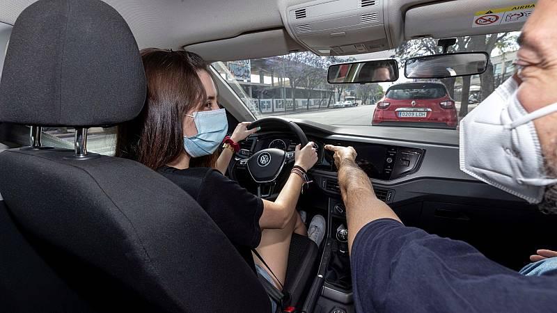Reabren las autoescuelas, en las provincias en Fase 2, con nuevas medidas de seguridad