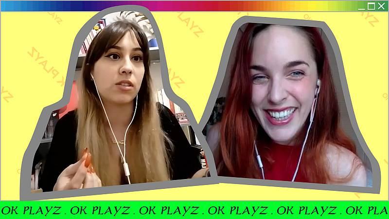 OK Playz - Amarna Miller y Lara Alcázar: la importancia del pensamiento crítico frente al machismo