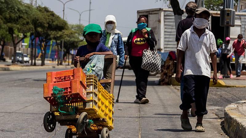 Venezuela no está preparada para enfrentarse al coronavirus, según la ONG Human Rights Watch
