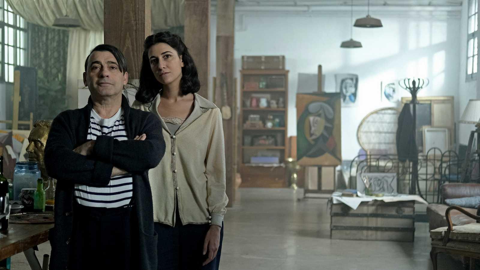 El Ministerio del Tiempo - Picasso y Velázquez vuelven a encontrarse
