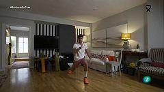 Muévete en casa - ¡Activa las piernas!