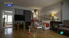Muévete en casa - ¡Trabaja el abdominal!