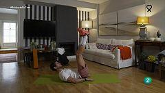 Muévete en casa - ¡Combo de piernas y abdomen!