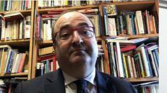Los desayunos de TVE - Miquel Iceta, primer secretario del PSC