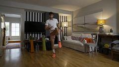 Muévete en casa - Programa 48 (Fuerza de cuerpo entero)