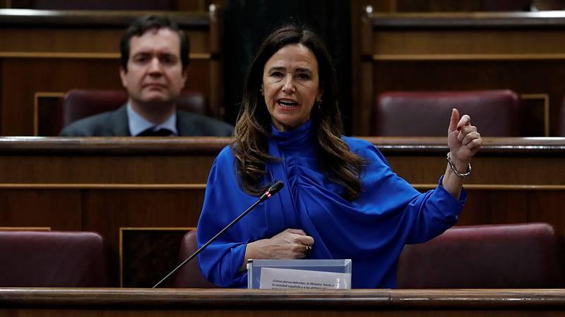 """Becerril a Marlaska: """"Hoy se ha convertido en un héroe para los independentistas pero un villano para todos los que defendemos a la Benemérita"""""""