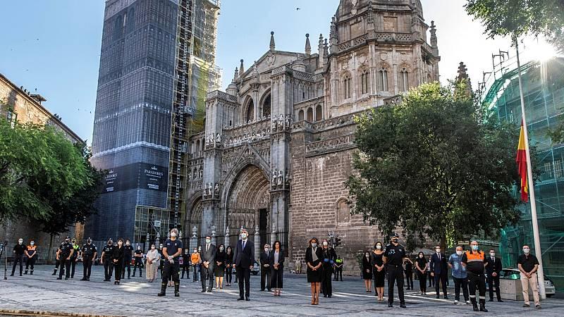 Un minuto de silencio en toda España para recordar a las víctimas del coronavirus