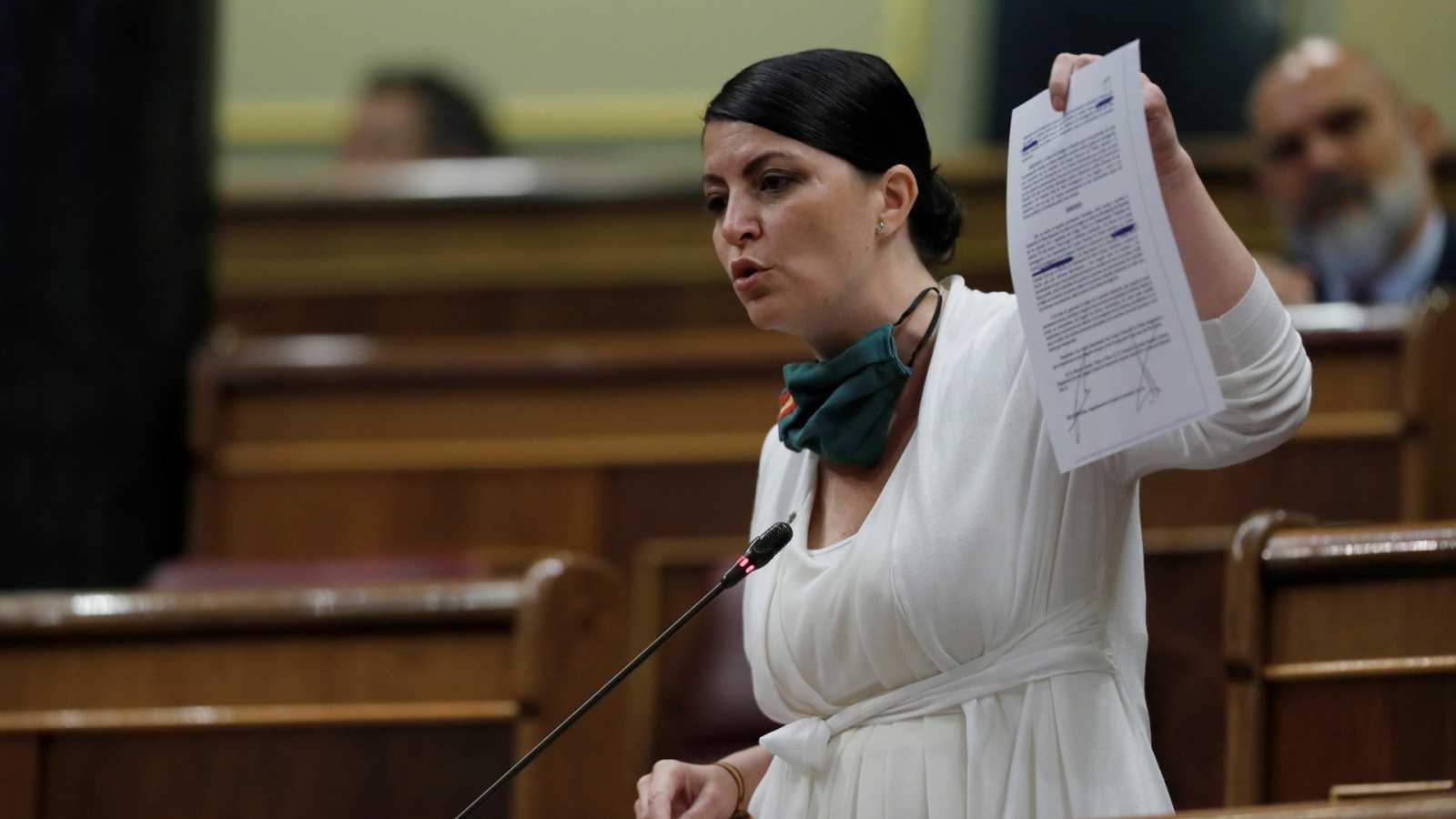 Vox se querella contra el número 2 de Interior y la directora de la  Guardia Civil por las llamadas a de los Cobos