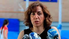 """Irene Lozano: """"Trabajamos con la posibilidad de recuperar cierto aforo para la próxima temporada"""""""