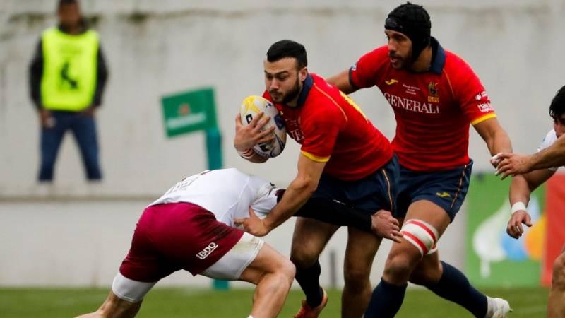 Los jugadores de rugby defienden el contacto como esencia de su deporte