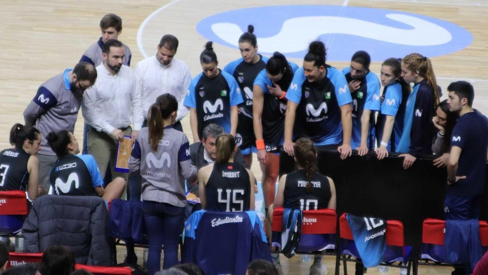 El ascenso de Estudiantes y Snatt's Femení Sant Adrià, analizado por sus presidentes