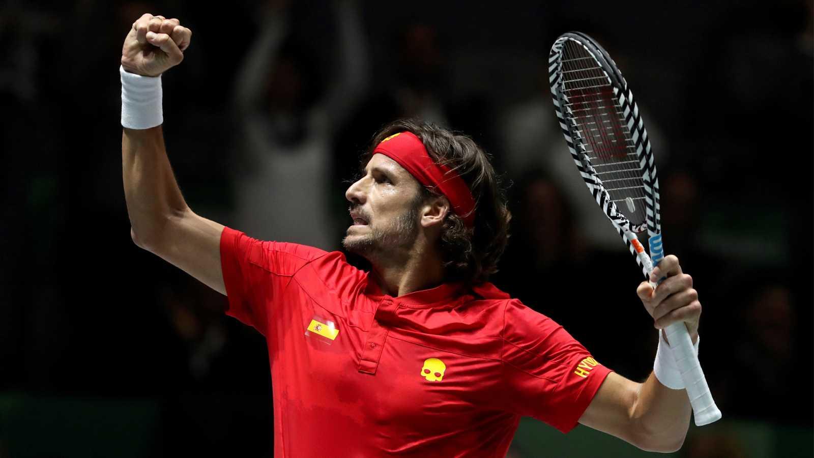 TDP en casa - Programa 54: Feliciano López y el regreso del tenis - ver ahora