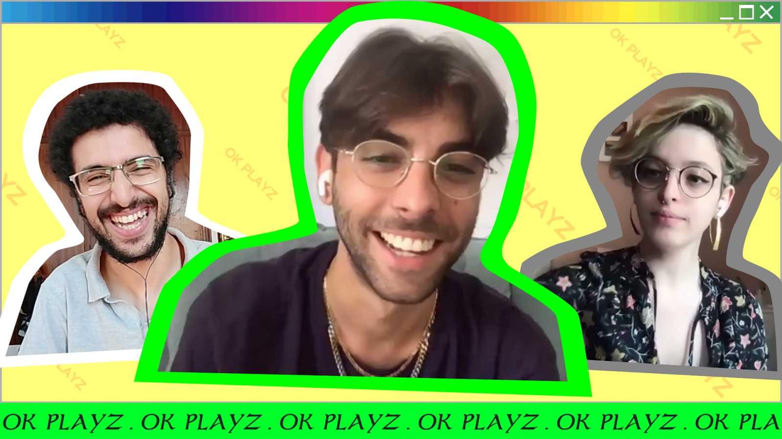 OK Playz - OK Playz con Don Patricio, Yunez y Elizabeth Duval