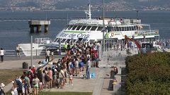 Las navieras confían en retomar los viajes a las Islas Cíes