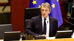 """Sassoli (PE), sobre el fondo de recuperación: """"Este es el camino adecuado para sus países, empresas y ciudadanos"""""""