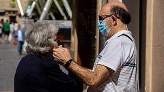 """Tres meses luchando contra el coronavirus en Vitoria: """"La soledad es de lo más duro que hemos vivido"""""""
