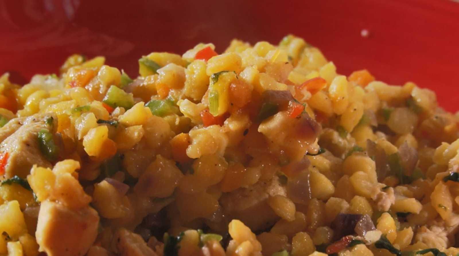 Chenchén de maíz dominicano, una receta que une culturas