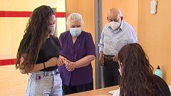 Test masivos de coronavirus en la localidad sevillana de El Rubio