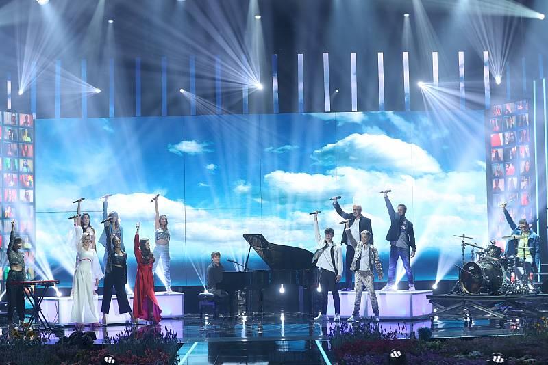 """OT 2020 canta """"Forever Young"""", de Alphaville, en la Gala 11 de Operación Triunfo 2020"""