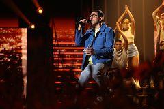 """OT 2020 - Bruno canta """"Fugitivos"""" en la Gala 11 de Operación Triunfo"""