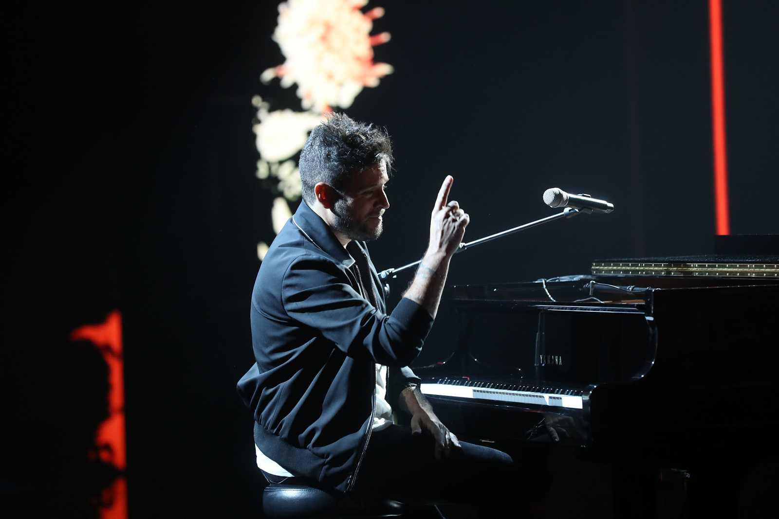 """Pablo López canta """"Mariposa"""" en la Gala 11 de Operación Triunfo 2020"""