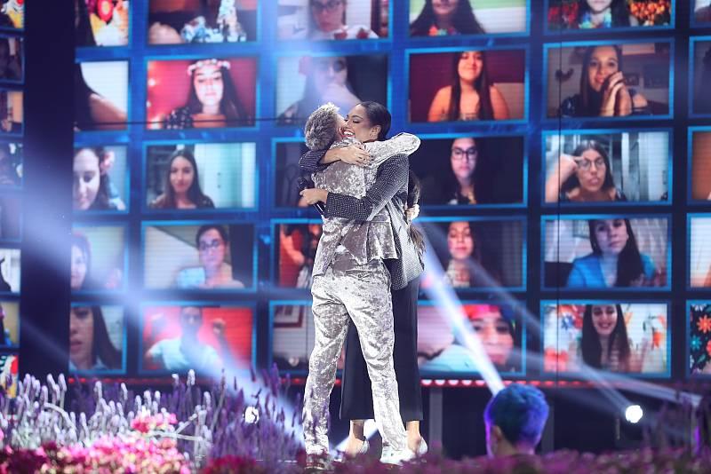 Nia y Hugo, los dos finalistas de OT 2020 elegidos por el jurado