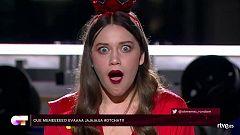 OT 2020 - Los mejores momentos de Eva, según los espectadores, en El Chat 11