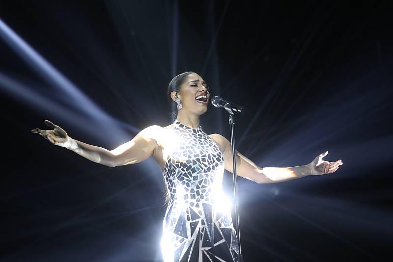 """Nia canta """"Halo"""", de Beyoncé, en la Gala 11 de Operación Triunfo 2020"""