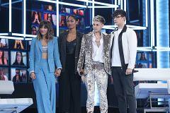 OT 2020 - El jurado valora las actuaciones de todos los concursantes de la Gala 11