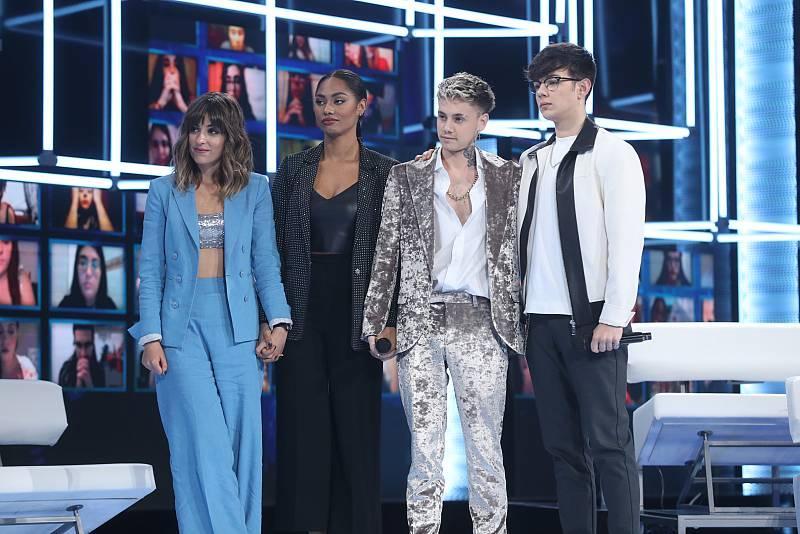 El jurado valora las actuaciones de todos los concursantes de la Gala 11