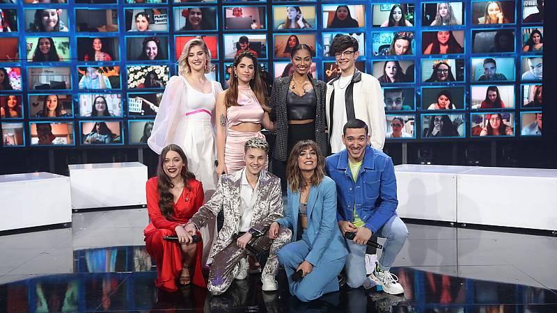 Operación Triunfo 2020 - Gala 11 - ver ahora