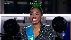 OT 2020 - Nia repasa sus mejores momentos en la Academia según los espectadores en El Chat 11