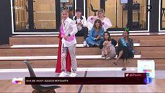 OT 2020 - Hugo repasa sus mejores momentos en la Academia según los espectadores en El Chat 11