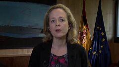 Los desayunos de TVE - Nadia Calviño, Vicepresidenta de Asuntos Económicos y Transformación Digital