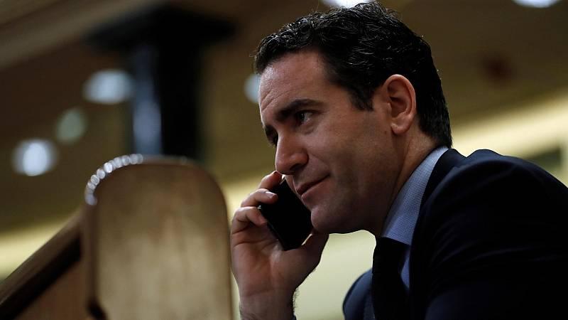 """Egea (PP) defiende a Álvarez de Toledo por llamar """"hijo de terrorista"""" a Pablo Iglesias"""