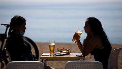 Andalucía permitirá abrir las terrazas hasta las 3