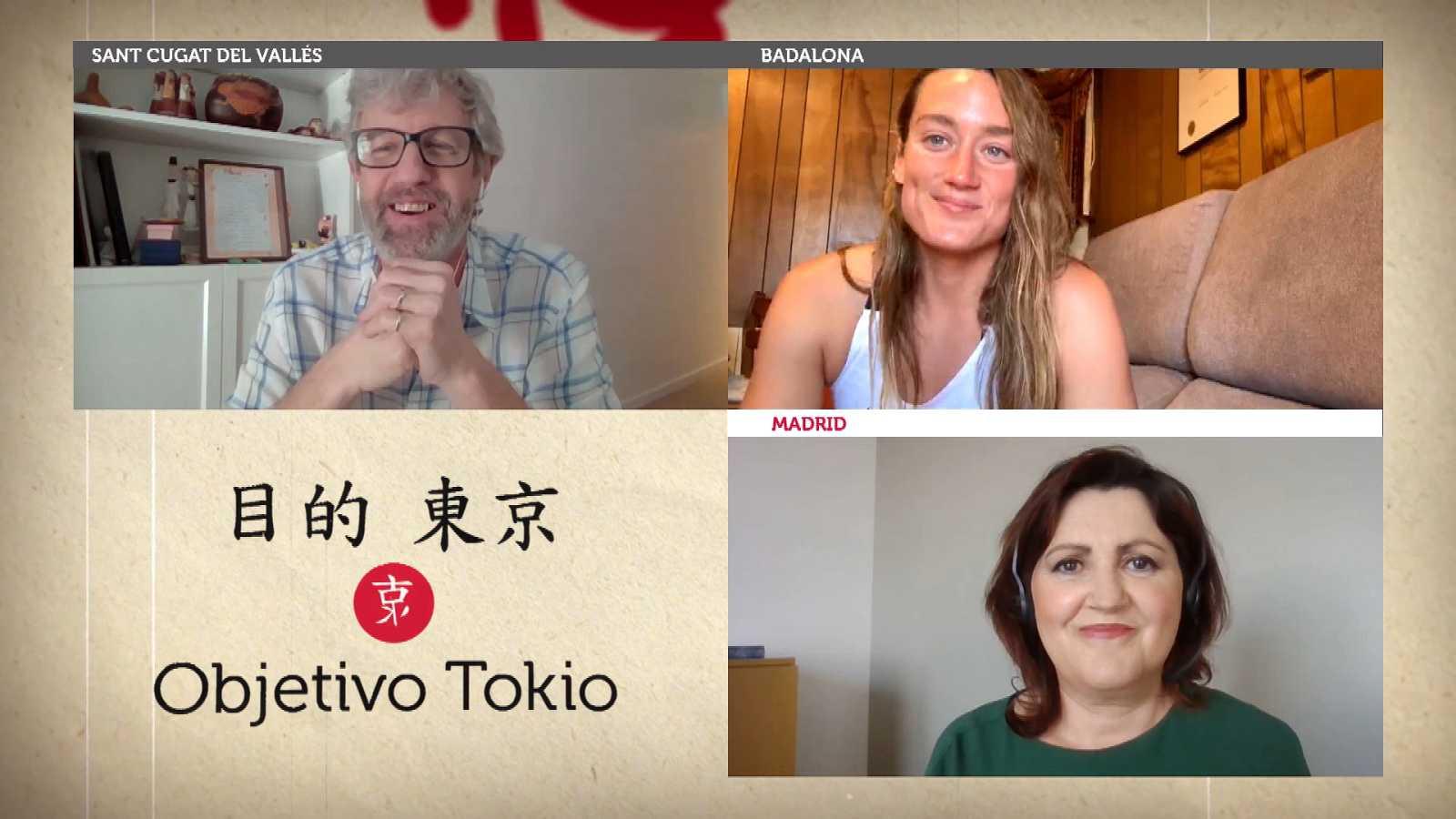 Objetivo Tokio - Programa 82: Mireia Belmonte, campeona olímpica - ver ahora