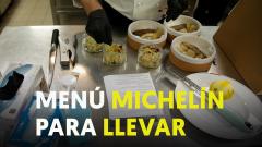 Un menú para llevar de 3 estrellas Michelin por 55 euros