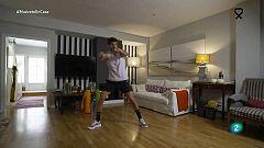 Muévete en casa - ¡Activa el cuerpo en 4 minutos!