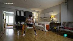 Muévete en casa - ¡Fortalece brazos y piernas!