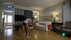 Muévete en casa - Tábata de cardio y fuerza