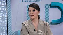 """Macarena Olona (Vox) """"A nosotros no se nos puede calificar de golpistas, en cambio Iglesias es un comunista confeso"""""""
