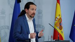 """Pablo Iglesias tras su enfrentamiento con VOX: """"Ayer dije la verdad pero me equivoqué"""""""