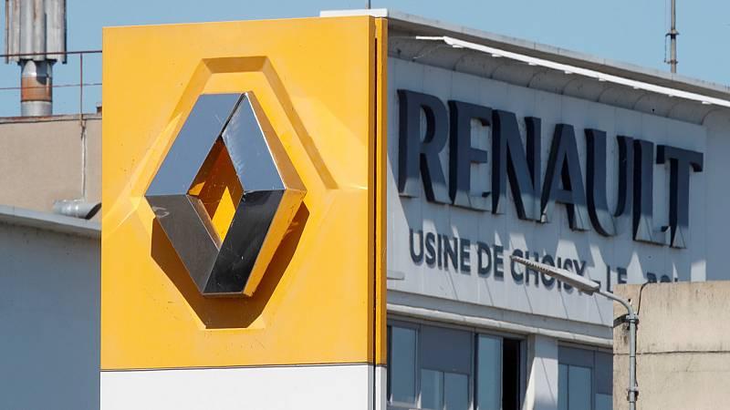 Renault recortará 15.000 empleos en el mundo pero mantiene su producción en España