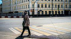 Récord de muertos con coronavirus en Rusia al contabilizar 232 decesos en un día