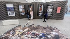 El Museo de la Evolución Humana de Burgos, uno de los primeros en reabrir sus puertas