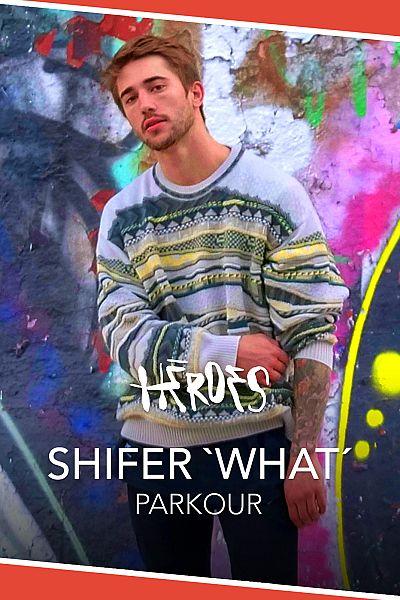 Héroes: Shifer WHAT