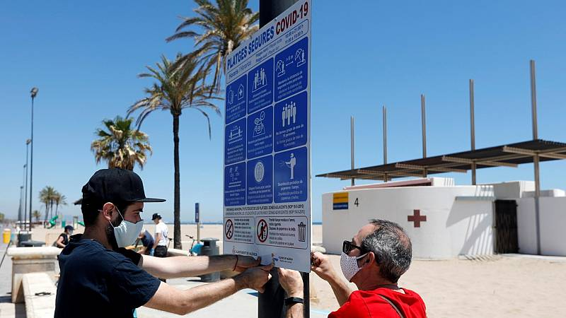 L'Informatiu - Comunitat Valenciana 2 - 29/05/20 - ver ahora