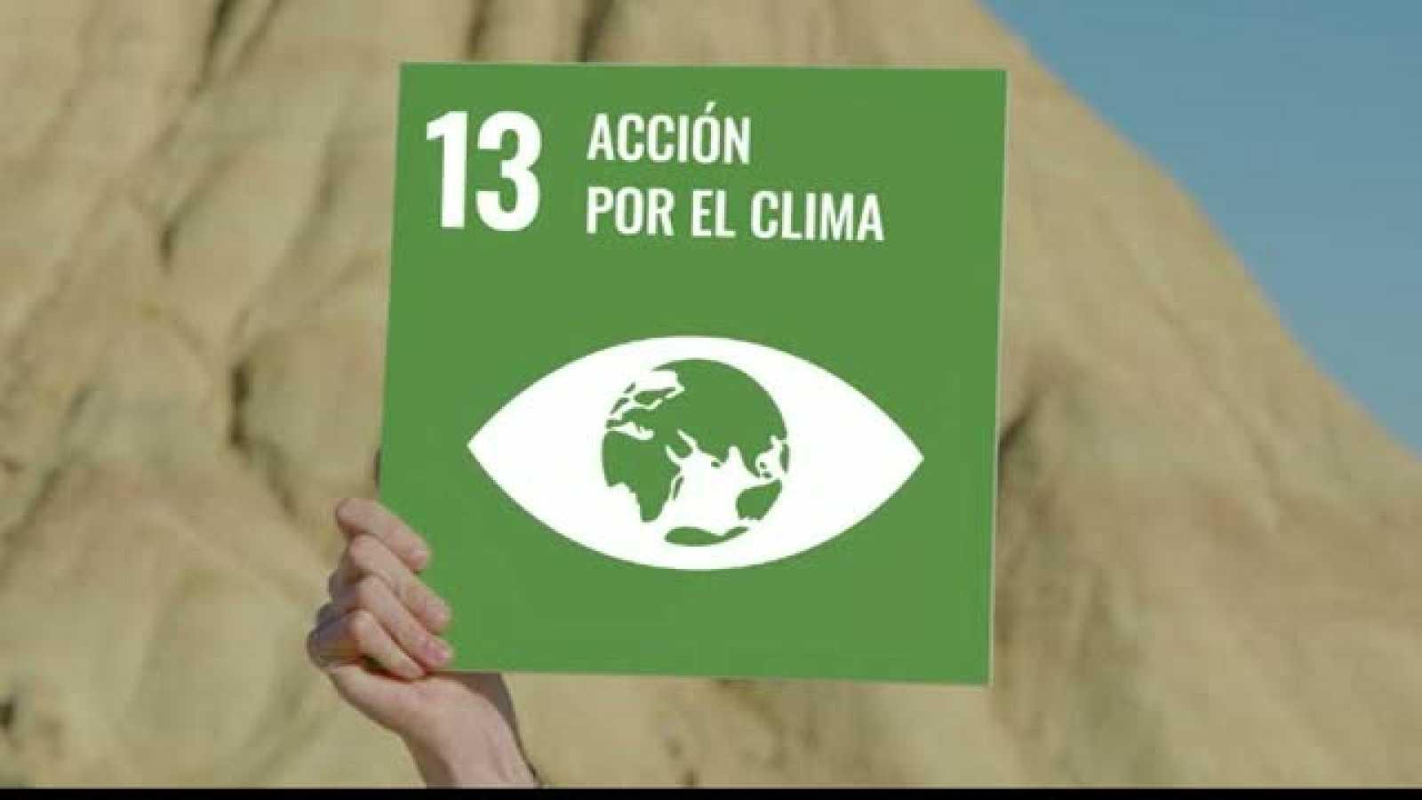 ODS 13: ponte en acción por el clima