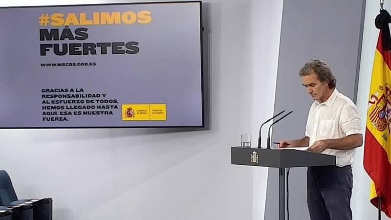 Especial informativo - Coronavirus. Comparecencia de Fernando Simón - 29/05/20 - ver ahora